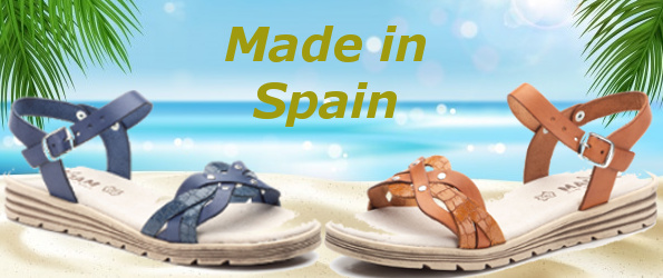 Босоніжки Made in Spain