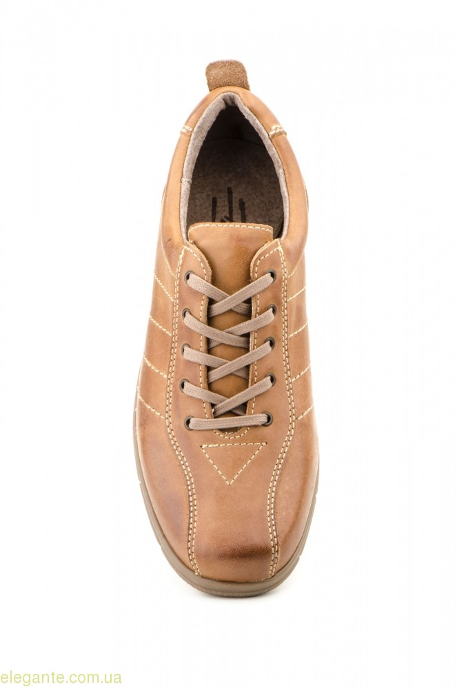 Мужские туфли  PEPE AGULLO коричневые 0
