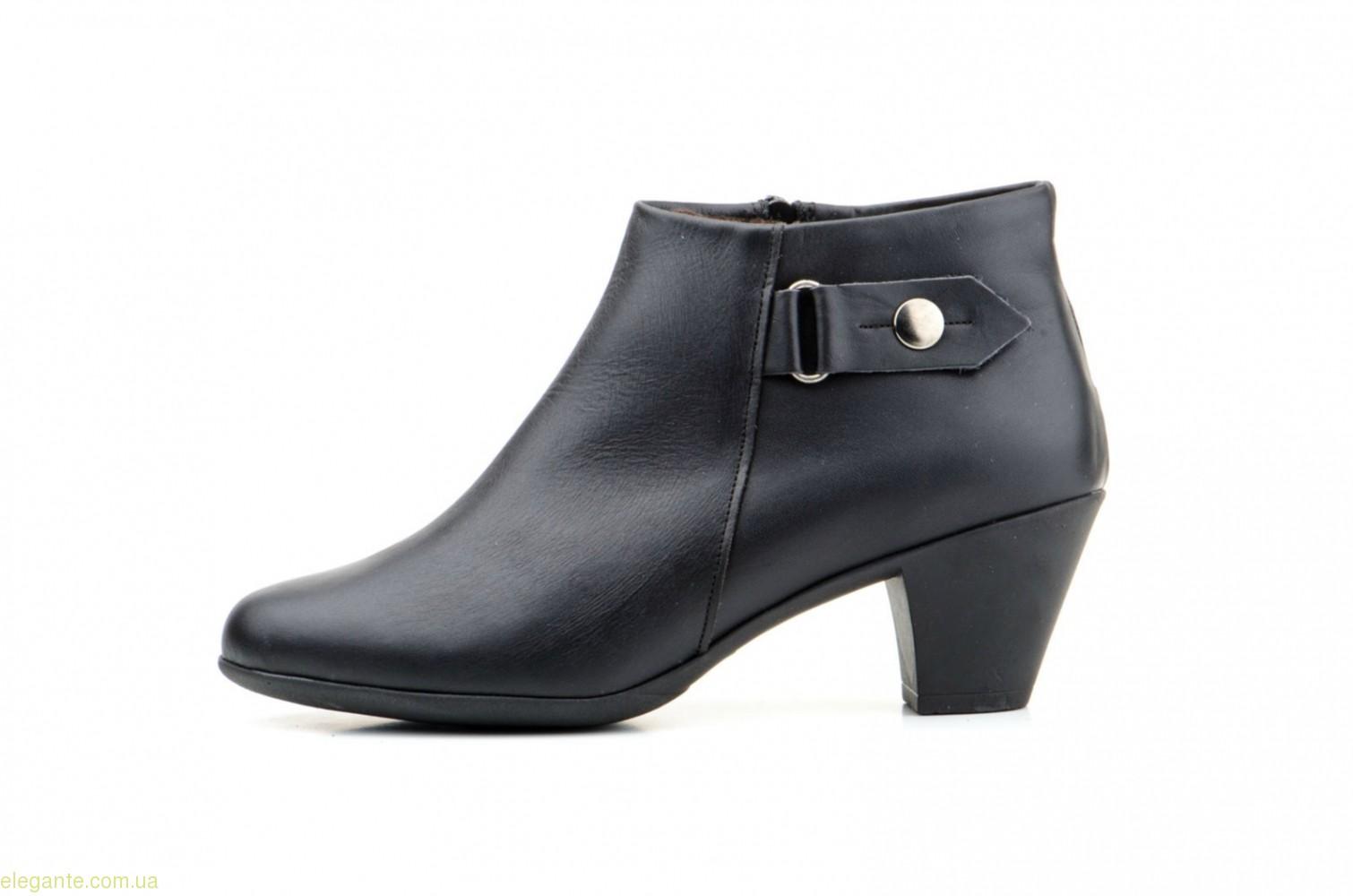 Женские ботинки CUTILLAS2 чёрные 0