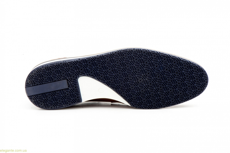 Мужские туфли дерби KEELAN Ingles1 коричневые 0