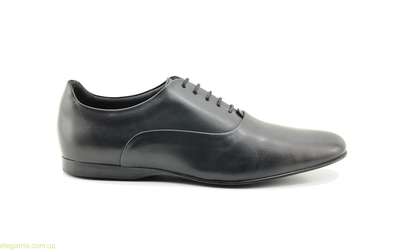 Чоловічі туфлі оксфорди святкові BECOOL чорні 0