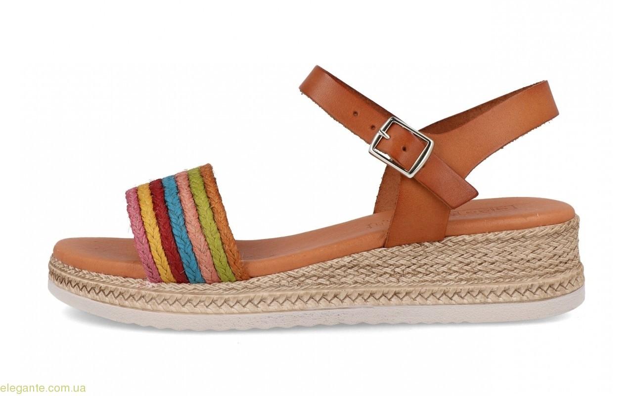 Жіночі сандалі DIGO DIGO коричневі 0