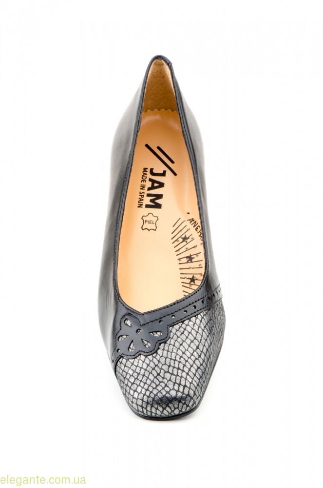 Женские туфли JAM5 чёрные 0
