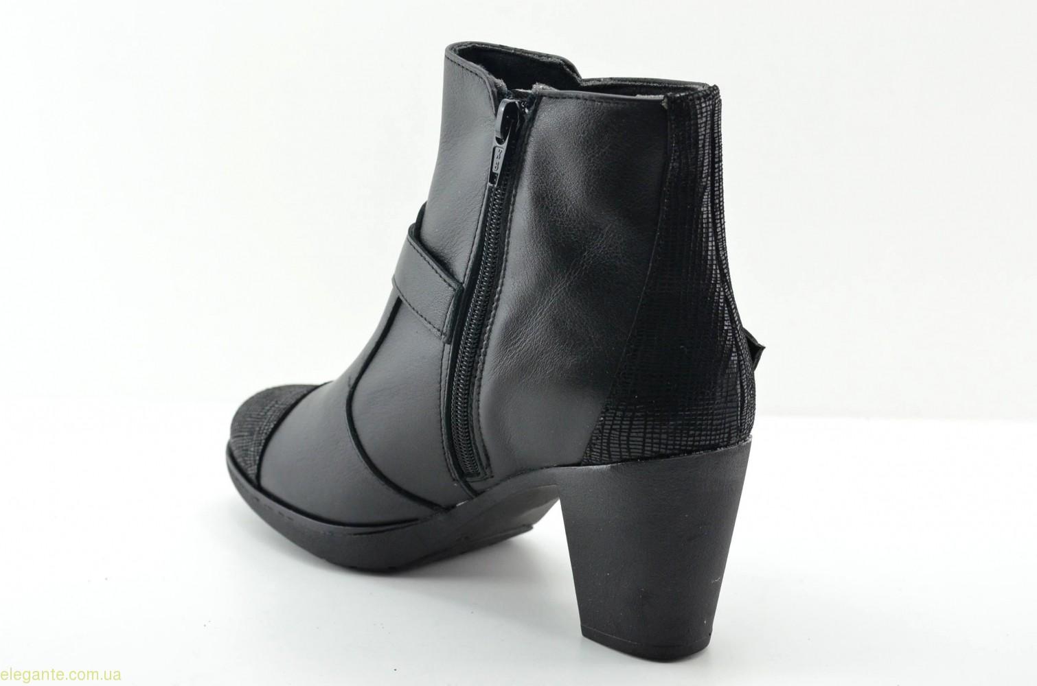 Жіночі черевики з пряжкою DIGO DIGO чорні 0