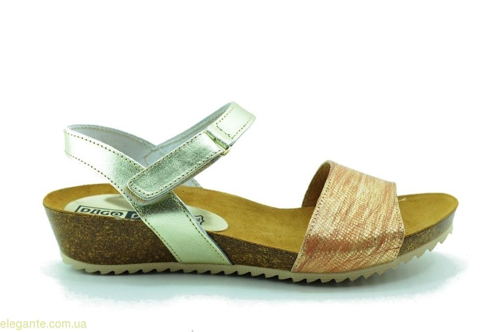 Жіночі сандалії DIGO DIGO на липучці 0