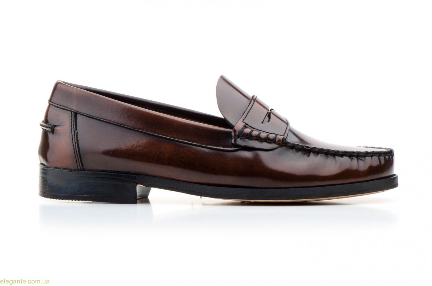 Чоловічі туфлі DIGO DIGO2 коричневі 0
