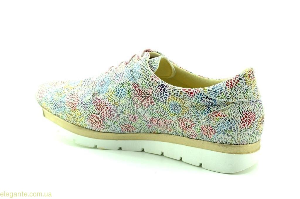 Жіночі кросівки на шнурівках DIGO DIGO багатобарвні 0