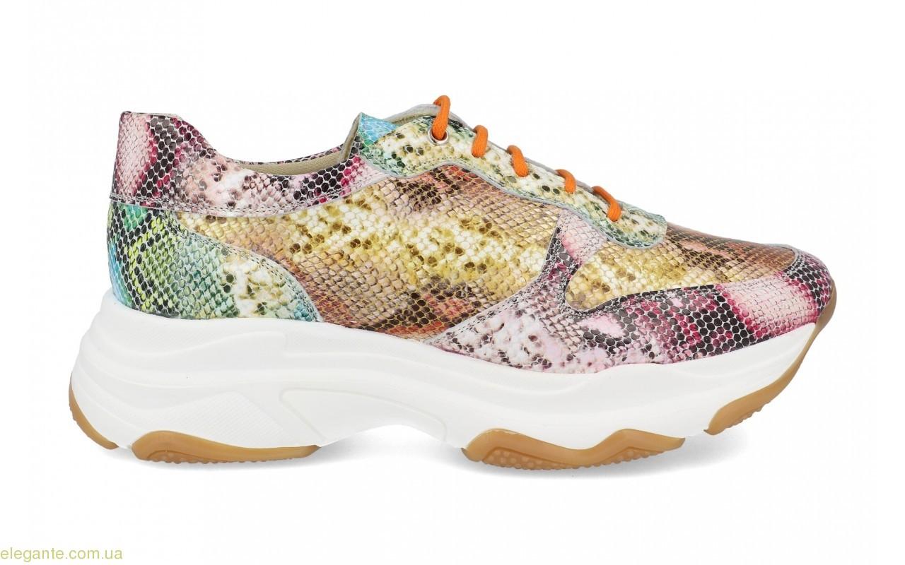 Жіночі кросівки Marlene Prieto багатобарвні 0