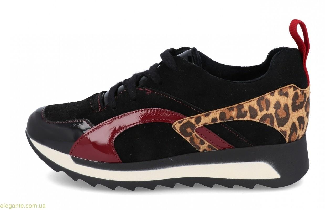 Жіночі кросівки VIDA чорні 0