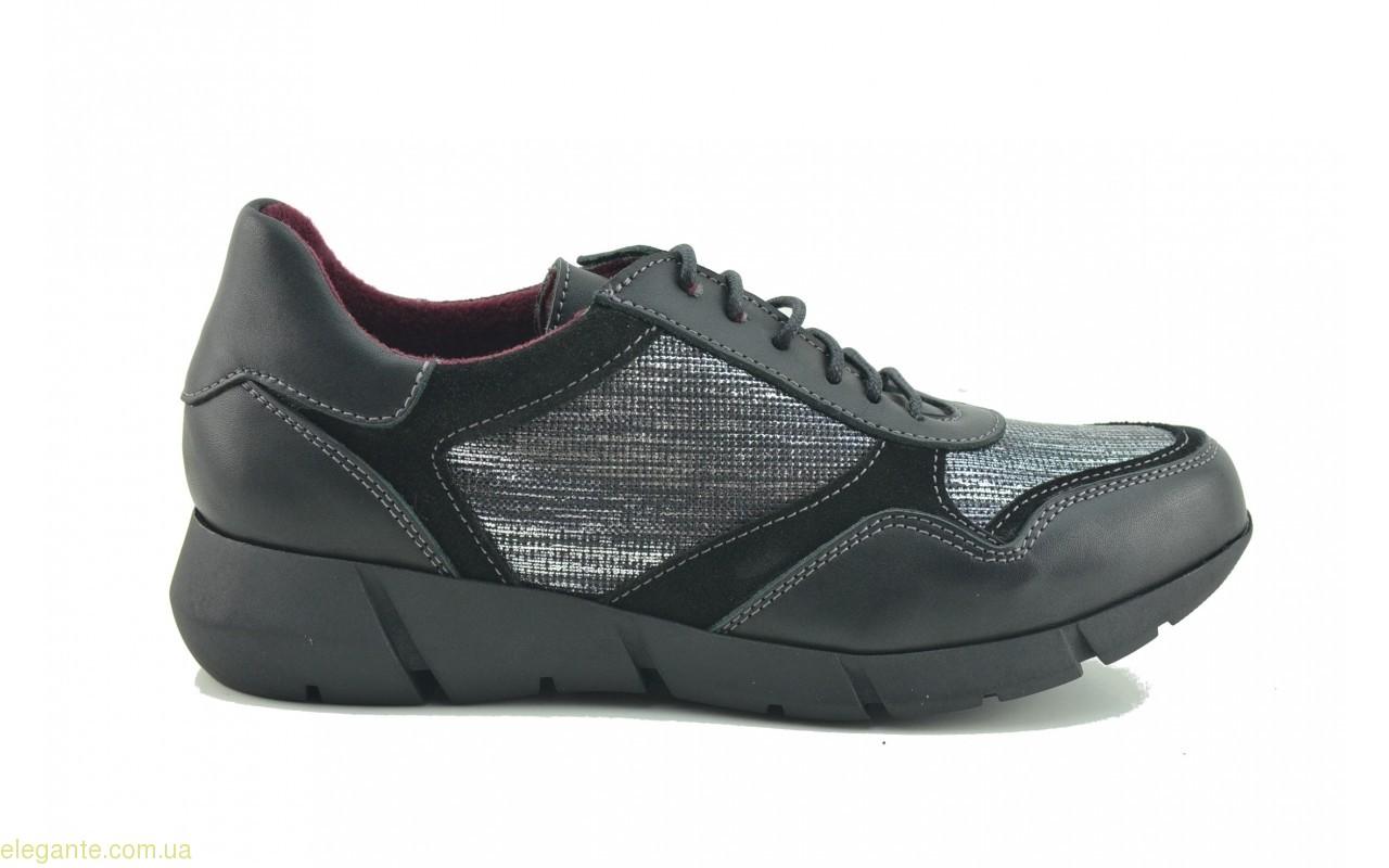 Женские кроссовки DIGO DIGO1 чёрные 0