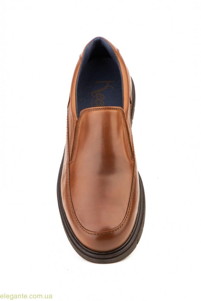 Мужские туфли  KEELAN3 коричневые 0