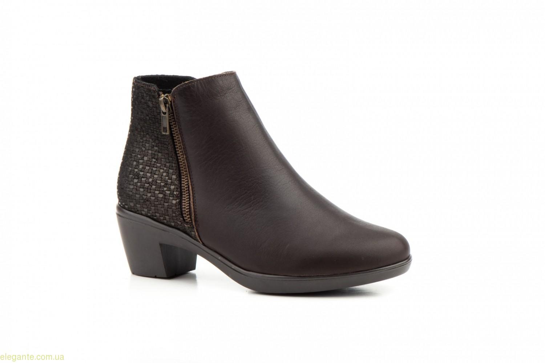 Жіночі черевики PAR y MEDIO коричневі 0