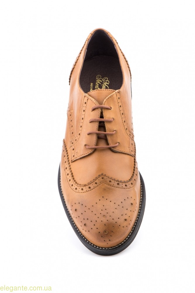 Чоловічі туфлі SCN колір нат. шкіри 0