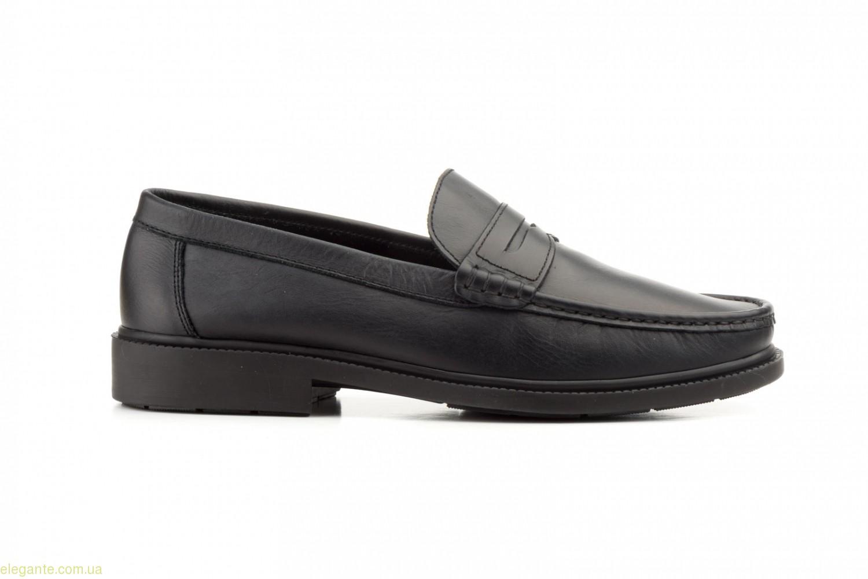 Мужские туфли JAM чёрные 0