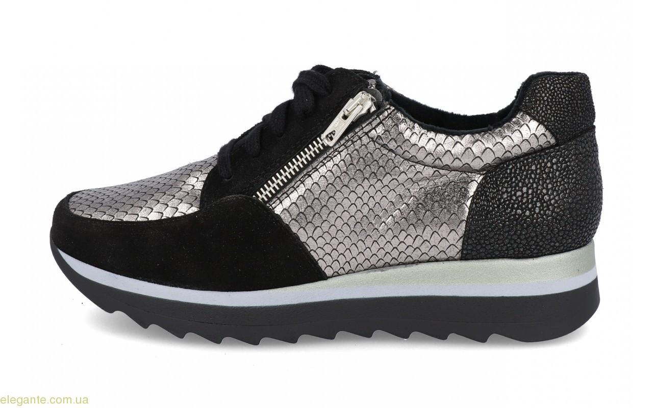 Женские кроссовки VIDA2 чёрные 2