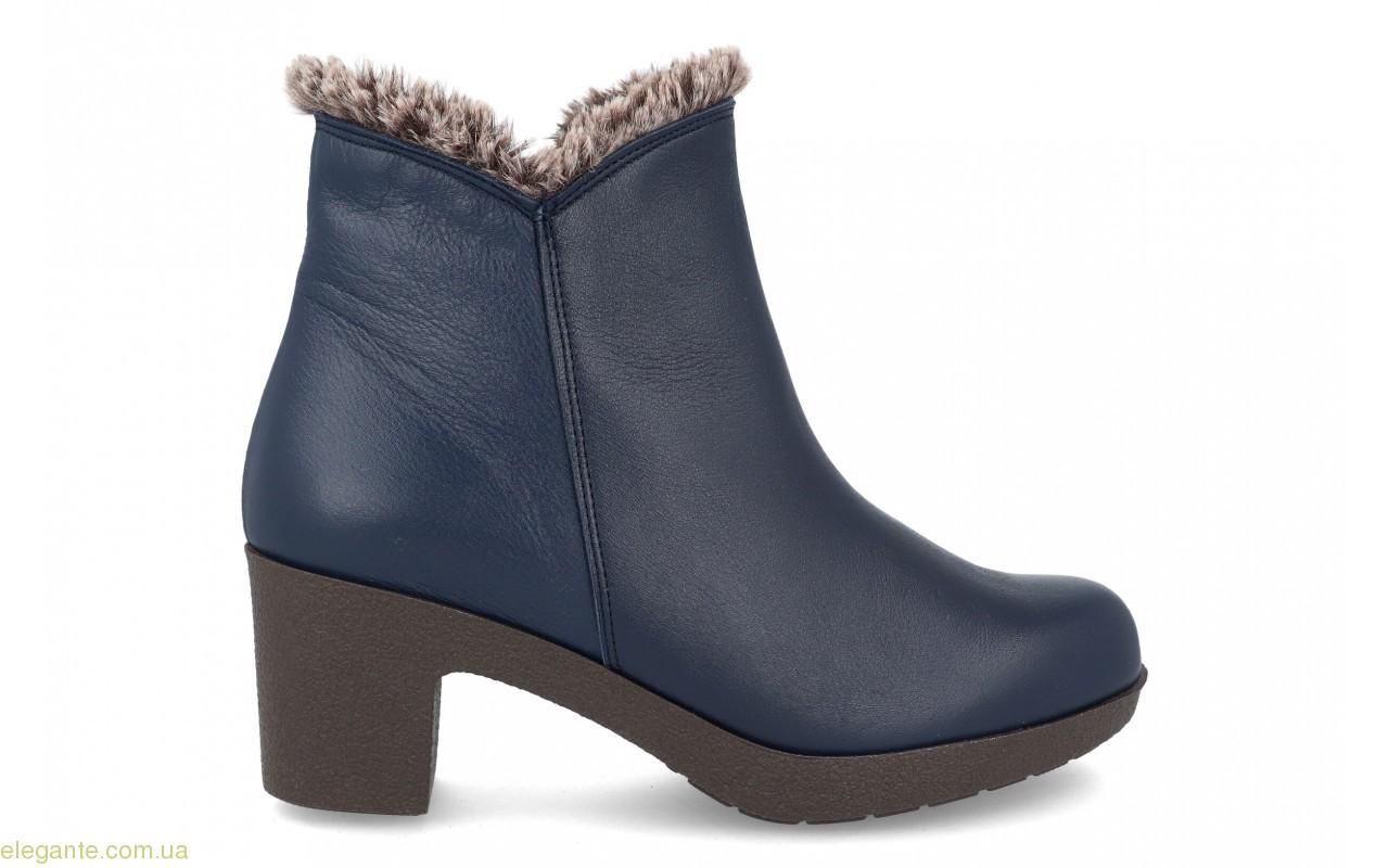 Жіночі черевики з хутром  BE Relax  0