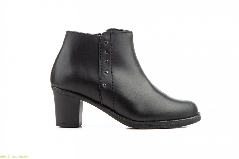 Женские ботинки LAMBUS чёрные 0
