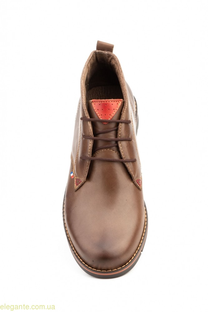 Мужские ботинки PEPE AGUILLO коричневые 0