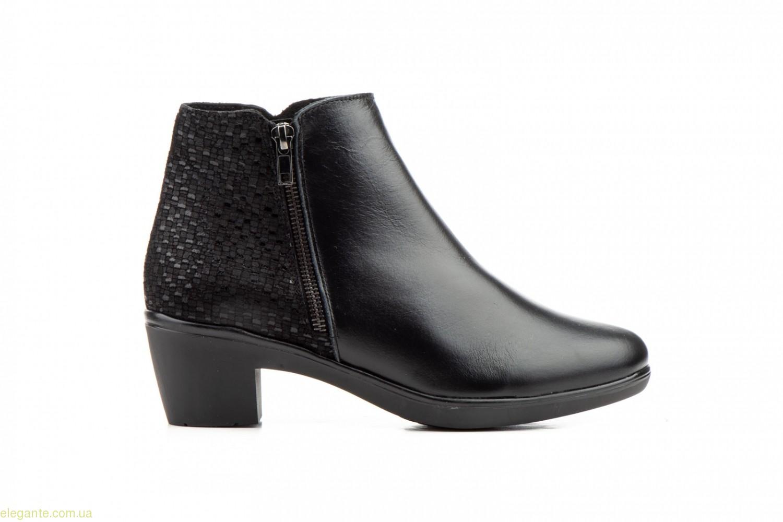 Жіночі черевики PAR y MEDIO чорні 0
