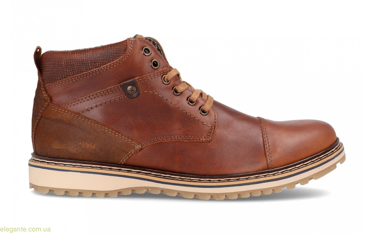 Чоловічі черевики на шнурівках DJ Santa 0