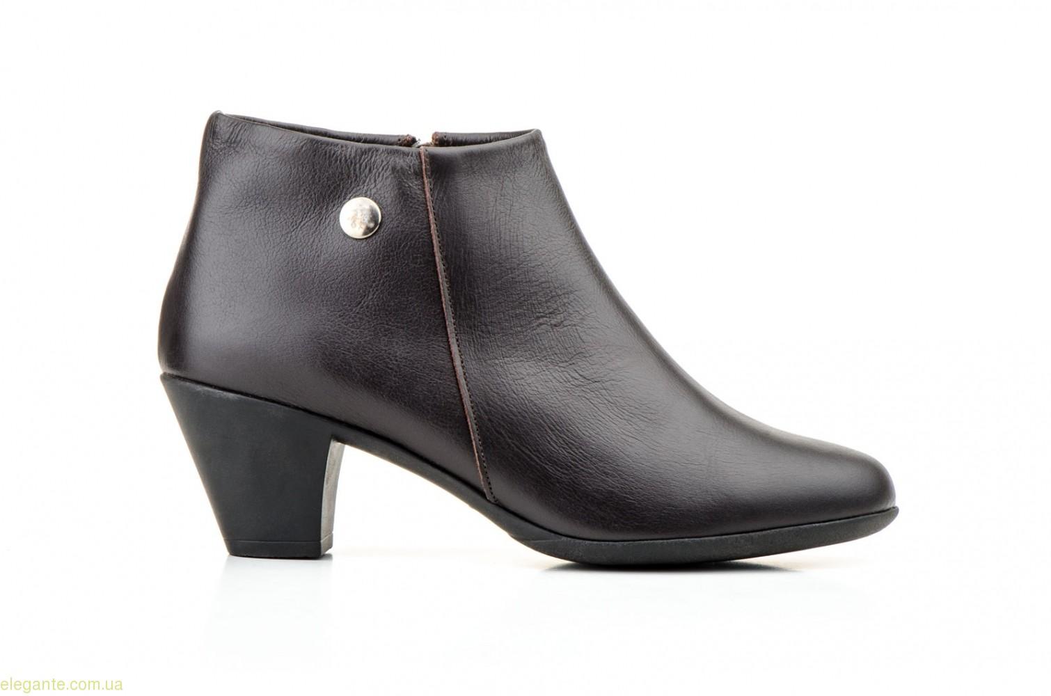 Женские ботинки CUTILLAS1 коричневые 0