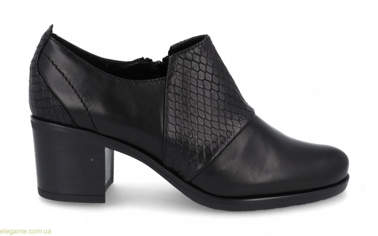 Жіночі напівчеревики на каблуку BDA1 0