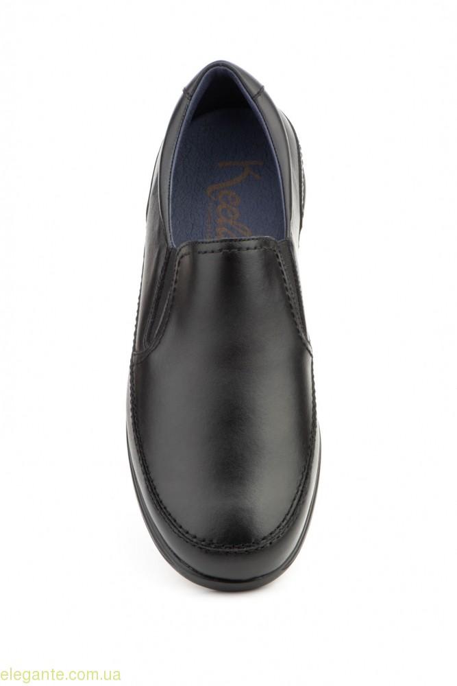 Чоловічі туфлі KEELAN1 чорні 0
