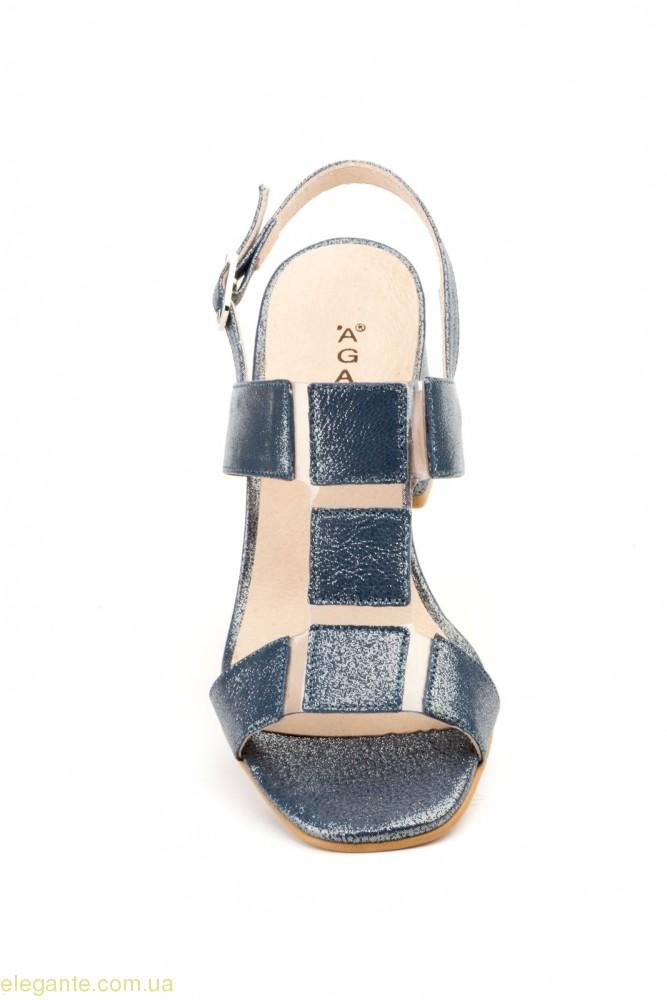 Женские босоножки на каблуке AGATHA SHOES  0