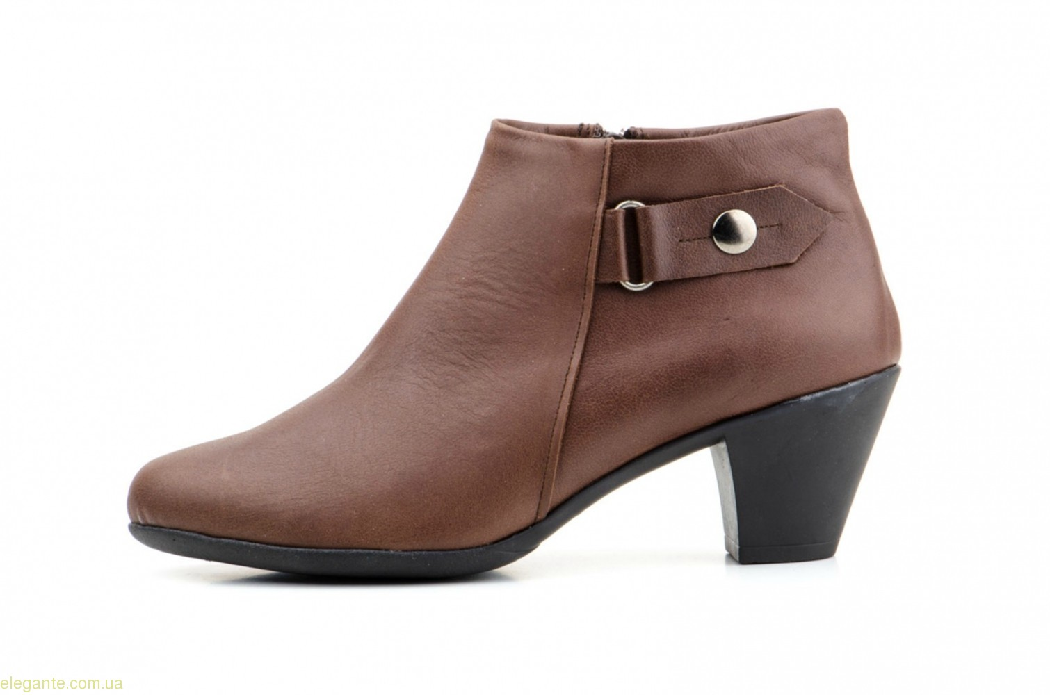 Женские ботинки CUTILLAS2 коричневые 0
