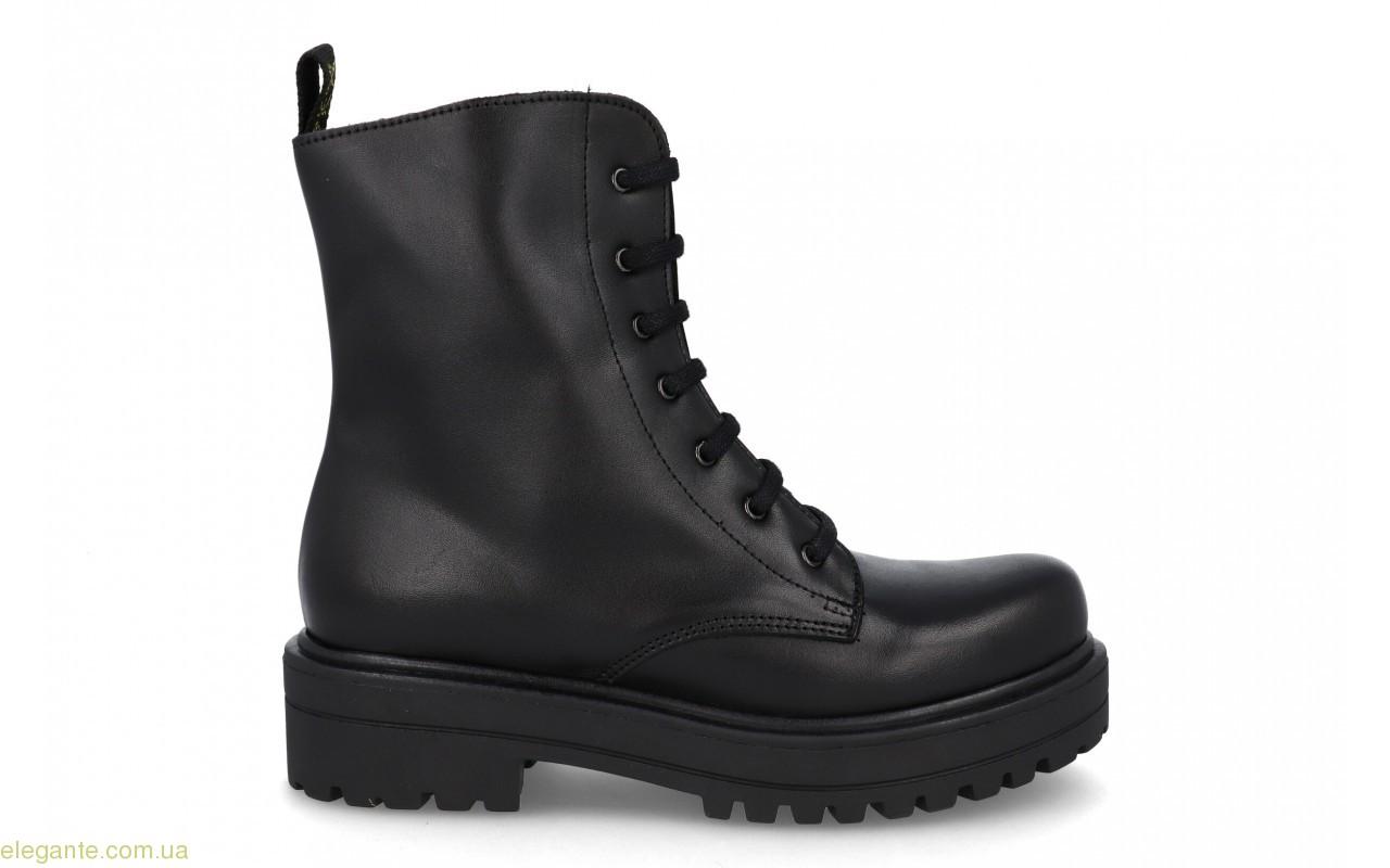 Женские ботинки JARPEX чёрные 0