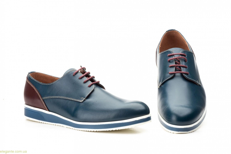 Мужские туфли Keelan5  синие 0