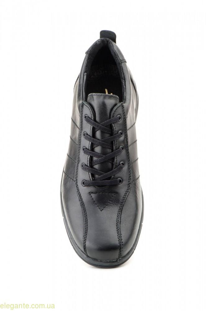 Чоловічі туфлі PEPE AGULLO чорні 0