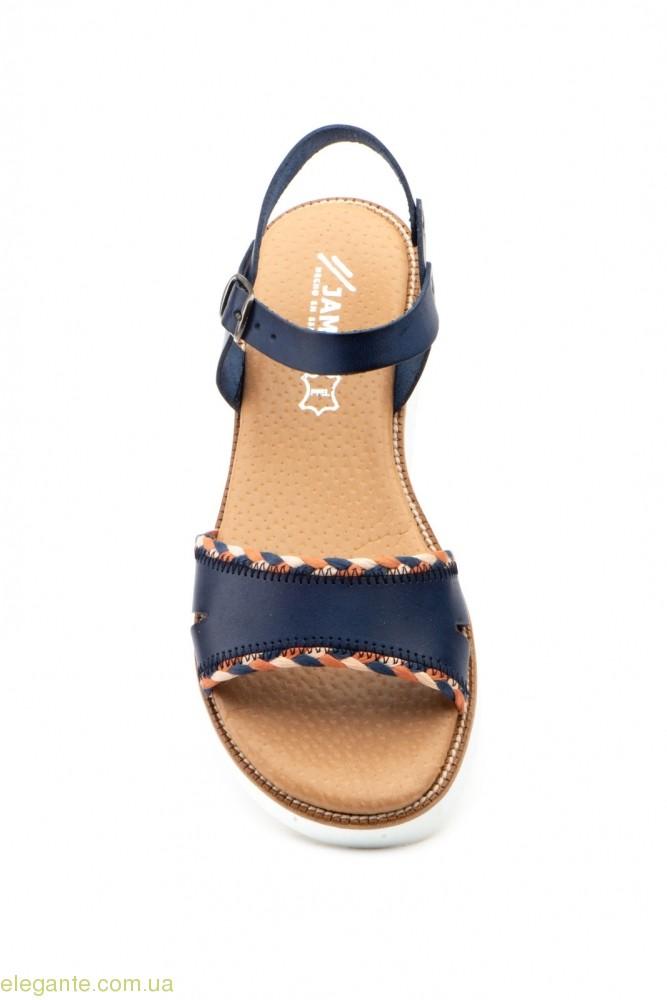 Жіночі сандалії JAM Mistral сині 0