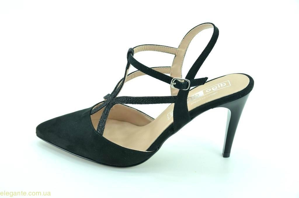 Жіночі туфлі святкові DIGO DIGO чорні 0