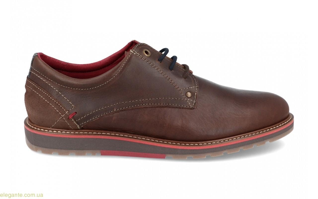 Мужские туфли перешитые DJ Santa коричневые 0