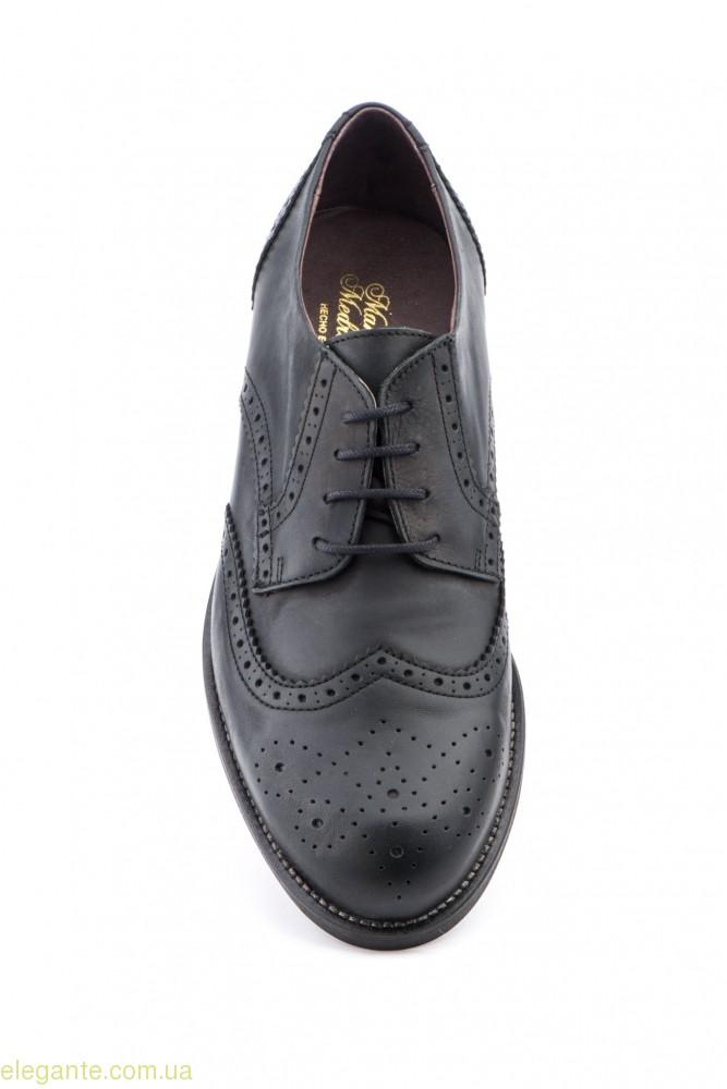 Чоловічі туфлі SCN чорні 0