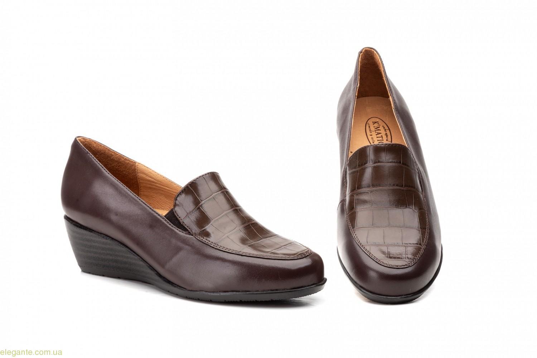 Жіночі туфлі K'amatic коричневі 0