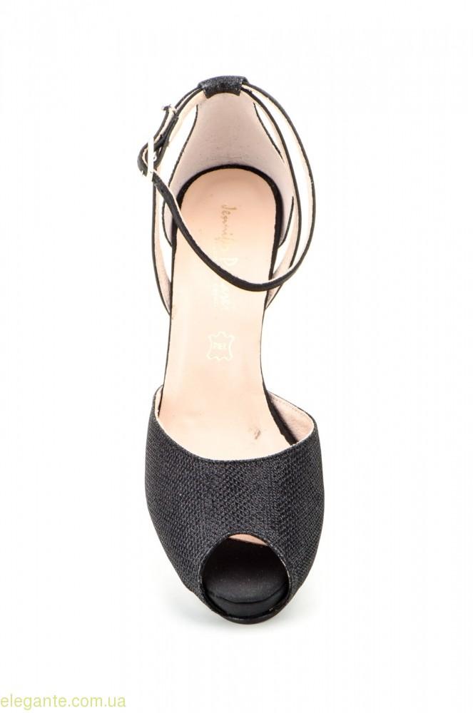 Жіночі туфлі святкові JENNIFER PALLARES чорні 0
