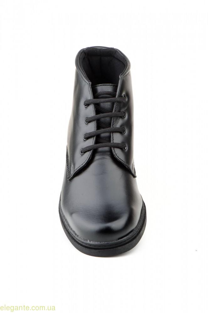 Мужские ботинки  SCN чёрные 0