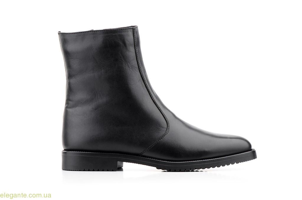 Мужские ботинки Nikkoe чёрные 0