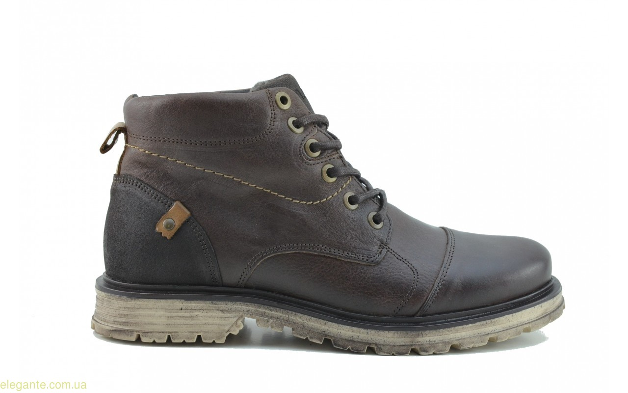 Мужские ботинки  Nautic Blue  0