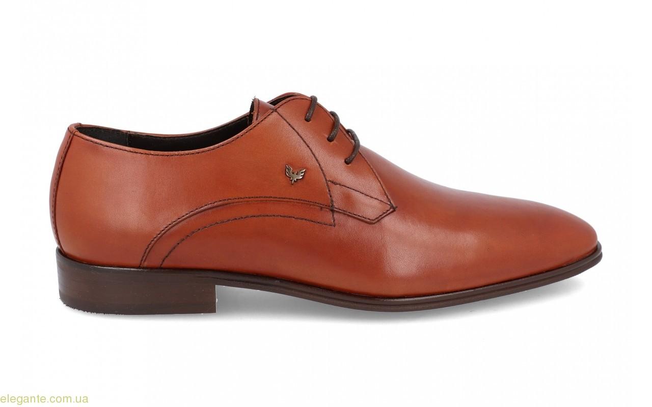 Чоловічі туфлі дербі BECOOL  0