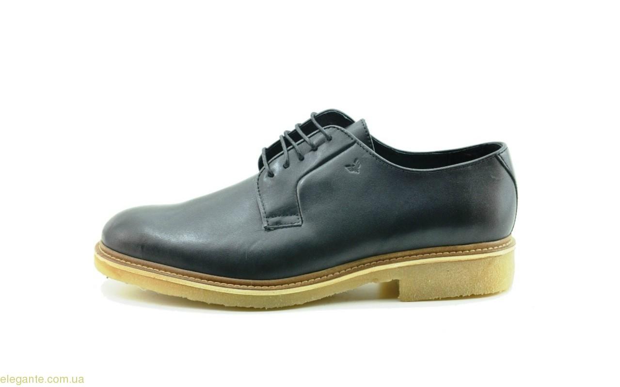 Мужские туфли BECOOL1 чёрные 0