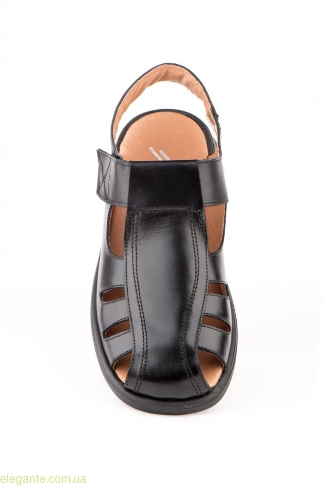 Мужские сандали  JAM чёрные 0