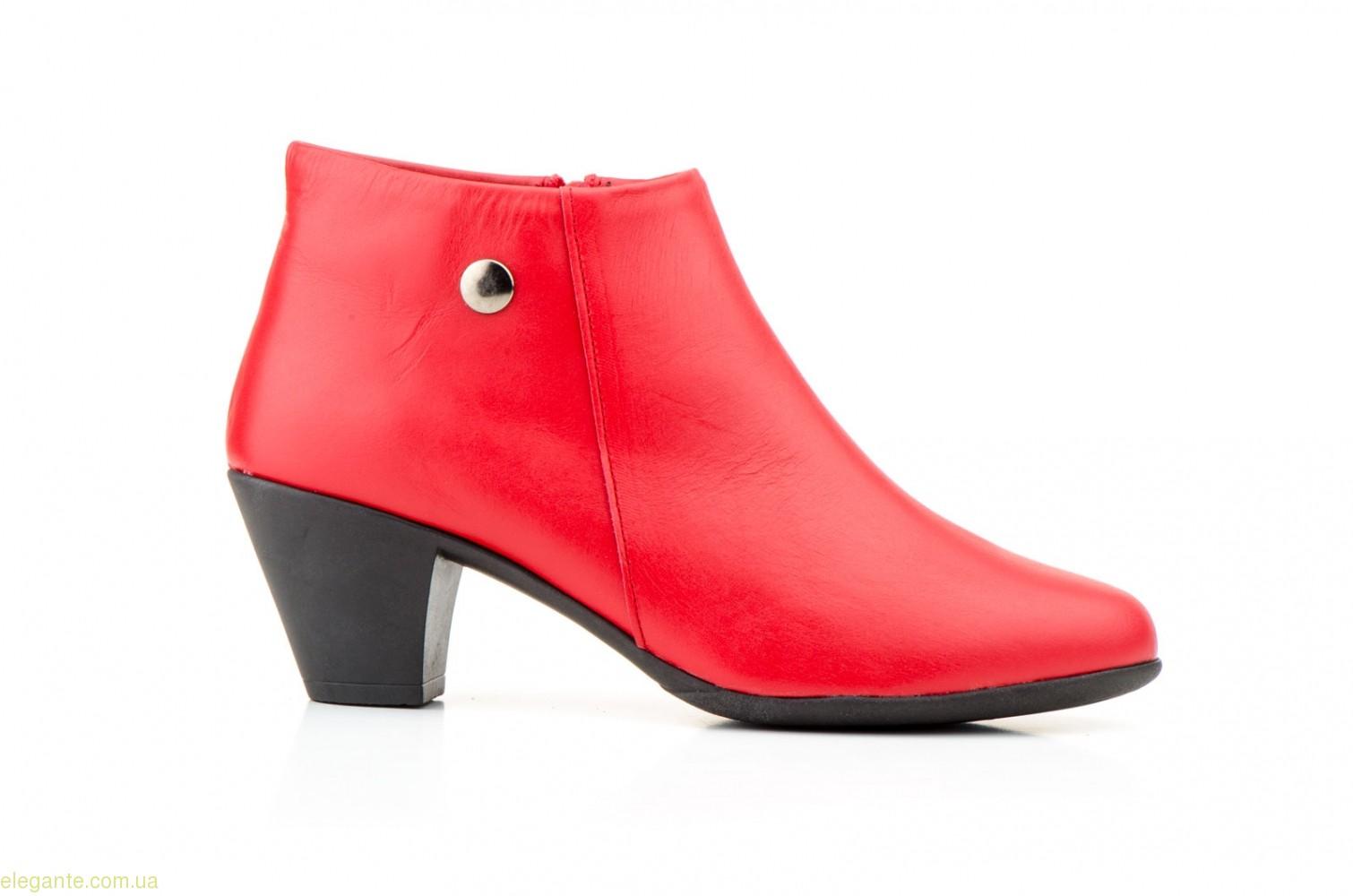Жіночі черевички CUTILLAS1 червоні 0
