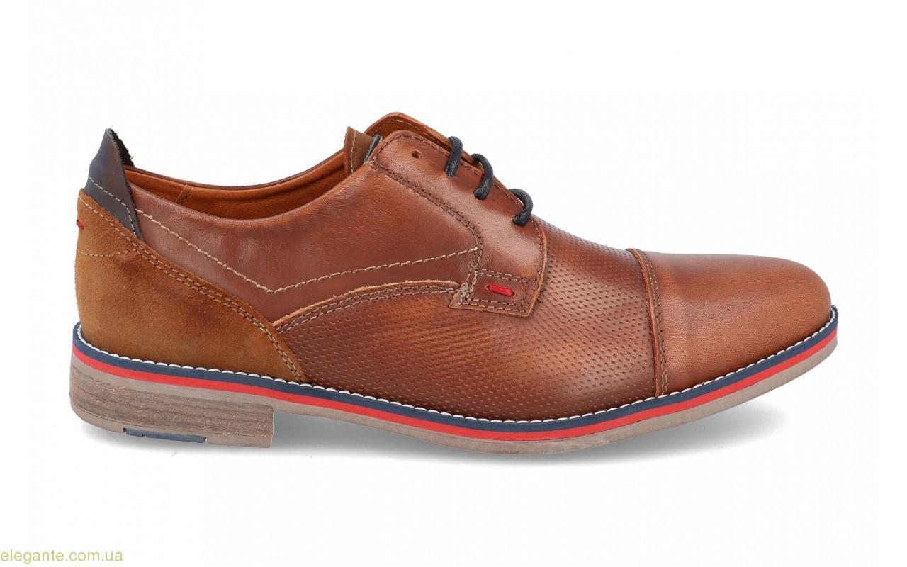 Чоловічі туфлі дербі DJ Santa2 0