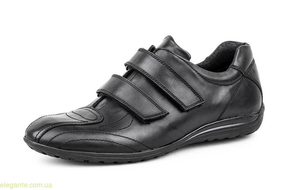 Мужские туфли PEPE AGULLO1 чорные 0