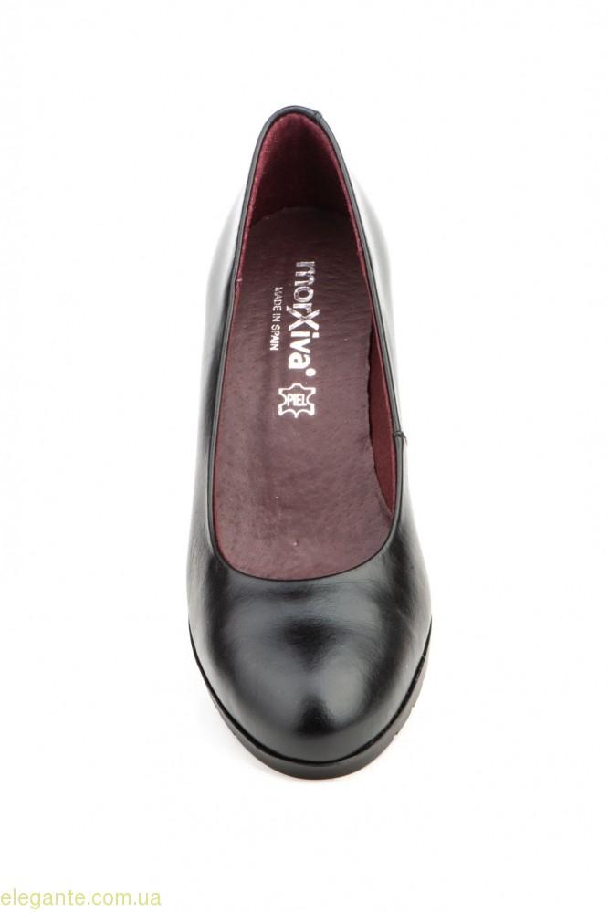 Женские туфли MORXIVA чёрные 0