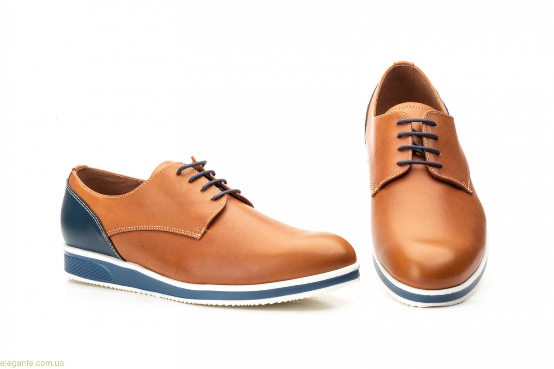 Мужские туфли Keelan5 коричневые 0