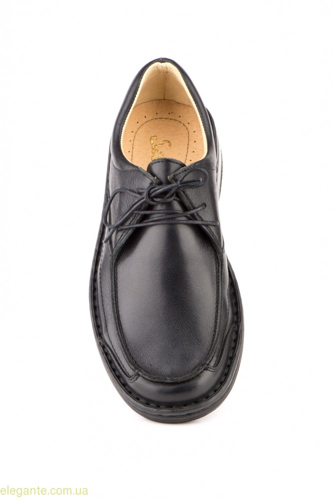 Чоловічі туфлі SCN1 чорні 0